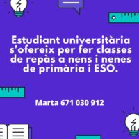 Classes de repàs
